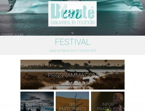 """Festival """"La Beauté Sauvera le Monde"""" Mairie de Lagny sur Marne"""