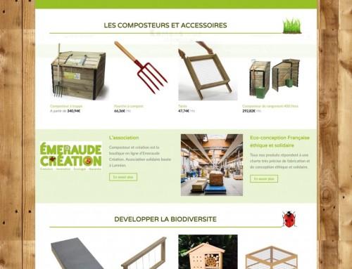 Composteur et Création